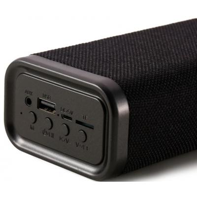 Портативная колонка Original Remax RB-M33 Fabric Series Bluetooth (Гарантия 6 мес.)